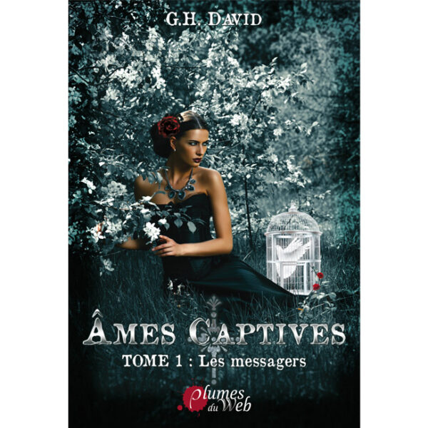 "<span class=""titre"">Âmes Captives</span> - <span class=""sous_titre"">Tome 1 : Les messagers</span> - <span class=""auteur"">G.H. David</span> - <span class=""type_produit"">E-book</span> 2"