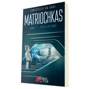 <span class='titre'>Matriochkas</span> - <span class='sous_titre'>Tome 1 : Révélations</span> - <span class='auteur'>Christelle da Cruz</span> - <span class='type_produit'>Broché</span> 43