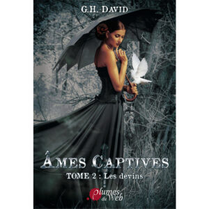 <span class='titre'>Âmes Captives</span> - <span class='sous_titre'>Tome 2 : Les devins</span> - <span class='auteur'>G.H. David</span> - <span class='type_produit'>E-book</span> 94