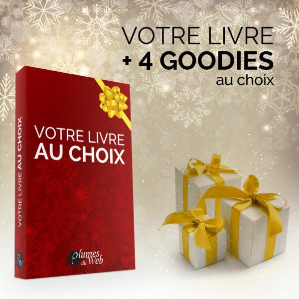 """<span class=""""titre"""">Pack Cadeaux</span> - <span class=""""sous_titre"""">Livre + Goodies au choix !</span> 1"""