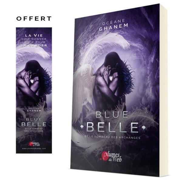 """<span class=""""titre"""">Blue Belle</span> - <span class=""""sous_titre"""">Pack Spécial Noël</span> - <span class=""""auteur"""">Océane Ghanem</span> - <span class=""""type_produit"""">Broché deluxe</span> 5"""