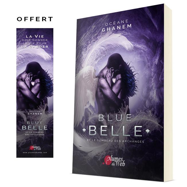 <span class='titre'>Blue Belle</span> - <span class='sous_titre'>Pack Spécial Noël</span> - <span class='auteur'>Océane Ghanem</span> - <span class='type_produit'>Broché deluxe</span> 5