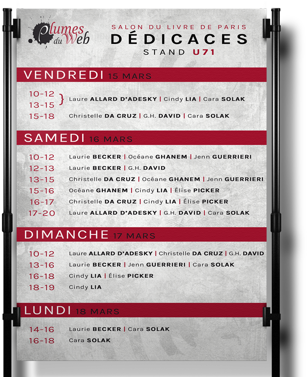 Salon du Livre de Paris 2019 6