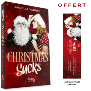 <span class='titre'>Christmas Sucks</span> - <span class='auteur'>Aurélia Vernet</span> - <span class='type_produit'>Broché</span> 50