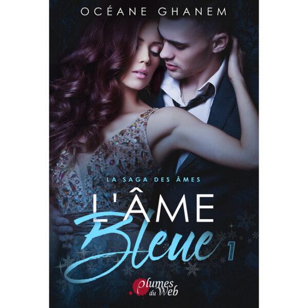 <span class='titre'>La Saga des Âmes : L'Âme Bleue</span> - <span class='sous_titre'>Tome 1</span> - <span class='auteur'>Océane Ghanem</span> - <span class='type_produit'>E-book</span> 2
