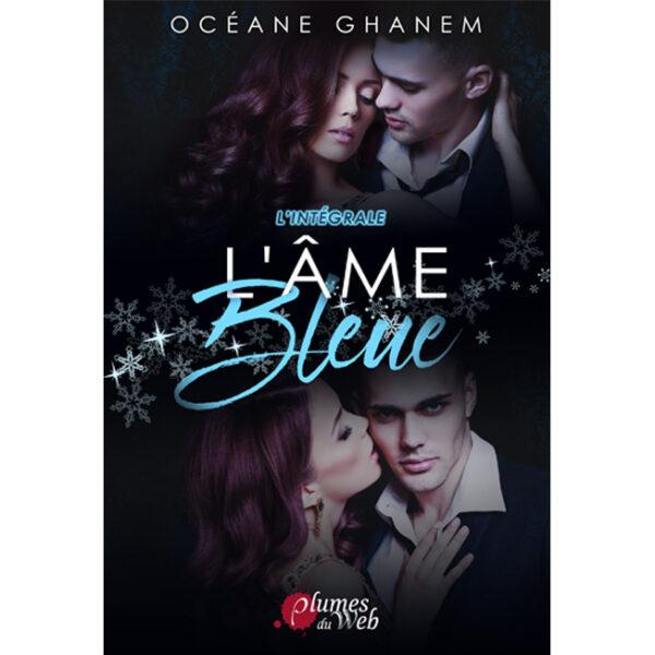 "<span class=""titre"">La Saga des Âmes : L'Âme Bleue</span> - <span class=""sous_titre"">L'Intégrale</span> - <span class=""auteur"">Océane Ghanem</span> - <span class=""type_produit"">E-book</span> 2"