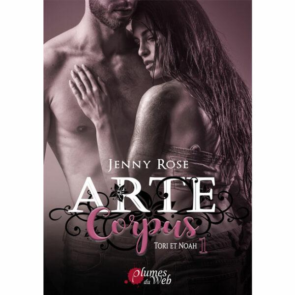 <span class='titre'>Arte Corpus</span> - <span class='sous_titre'>Tori et Noah - Tome 1</span> - <span class='auteur'>Jenny Rose</span> - <span class='type_produit'>E-book</span> 2