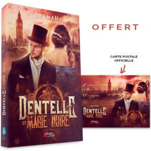 Couverture_Dentelle_Et_Magie_Noire-Delman-Plumes_du_Web-Broche