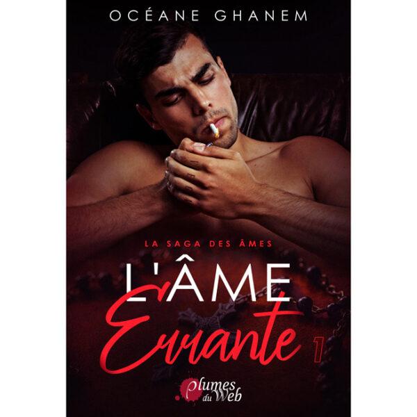 <span class='titre'>La Saga des Âmes : L'Âme Errante</span> - <span class='sous_titre'>Tome 1</span> - <span class='auteur'>Océane Ghanem</span> - <span class='type_produit'>E-book</span> 2