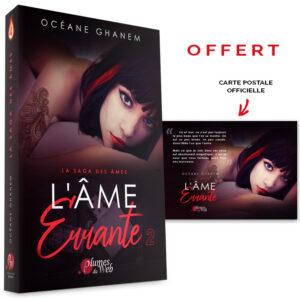 La-Saga-des-Ames-L-Ame-Errante-Tome-2-Oceane-Ghanem-Plumes-du-Web-Broche
