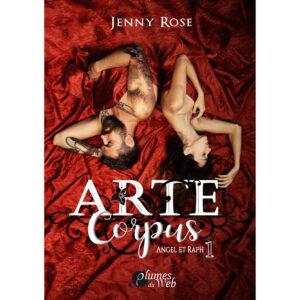 Arte-Corpus-Angel-et-Raph-Tome-1-Jenny-Rose-Plumes-du-Web-Ebook