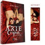 <span class='titre'>Arte Corpus : Angel et Raph</span> - <span class='sous_titre'>Tome 2</span> - <span class='auteur'>Jenny Rose</span> - <span class='type_produit'>Broché</span> 3