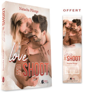 <span class='precommande'>[PRÉCOMMANDE]</span> <span class='titre'>Love and Shoot</span> - <span class='auteur'>Natacha Pilorge</span> - <span class='type_produit'>Broché</span> 2