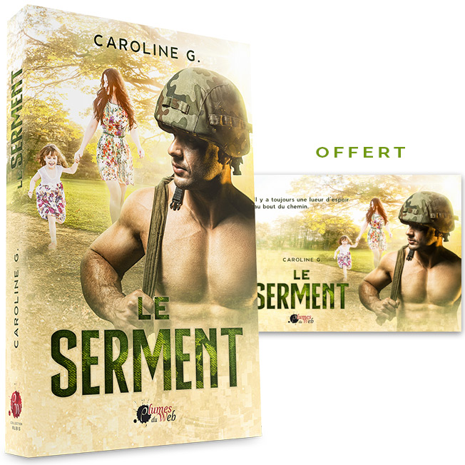 <span class='titre'>Le Serment</span> - <span class='auteur'>Caroline G.</span> - <span class='type_produit'>Broché</span> 1
