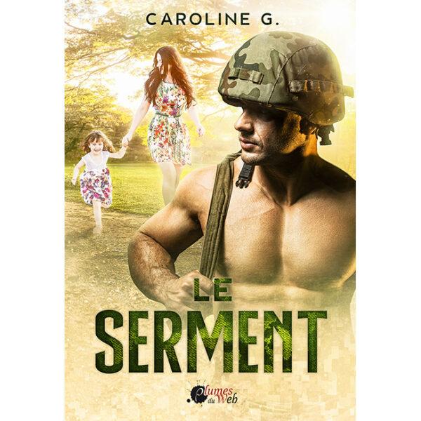 <span class='titre'>Le Serment</span> - <span class='auteur'>Caroline G.</span> - <span class='type_produit'>E-book</span> 2