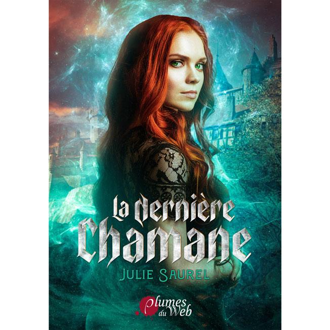 <span class='titre'>La Dernière Chamane</span> - <span class='auteur'>Julie Saurel</span> - <span class='type_produit'>E-book</span> 1