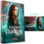<span class='titre'>La Dernière Chamane</span> - <span class='auteur'>Julie Saurel</span> - <span class='type_produit'>Broché</span> 3